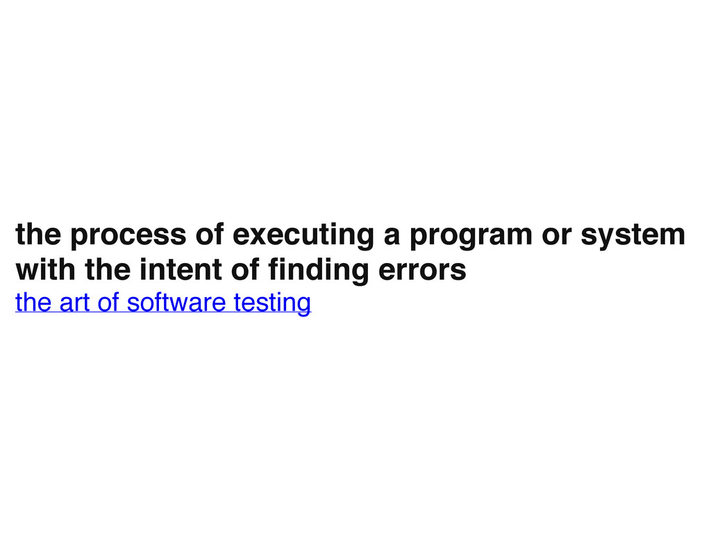 the process of executing a program or system wi...