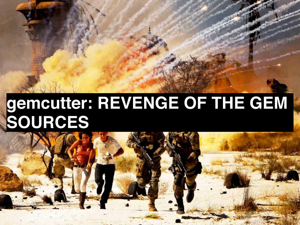 gemcutter: REVENGE OF THE GEM SOURCES