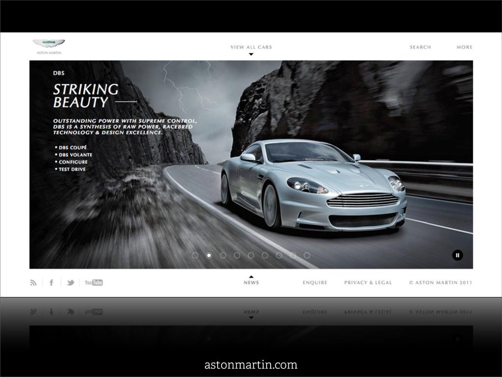 astonmartin.com