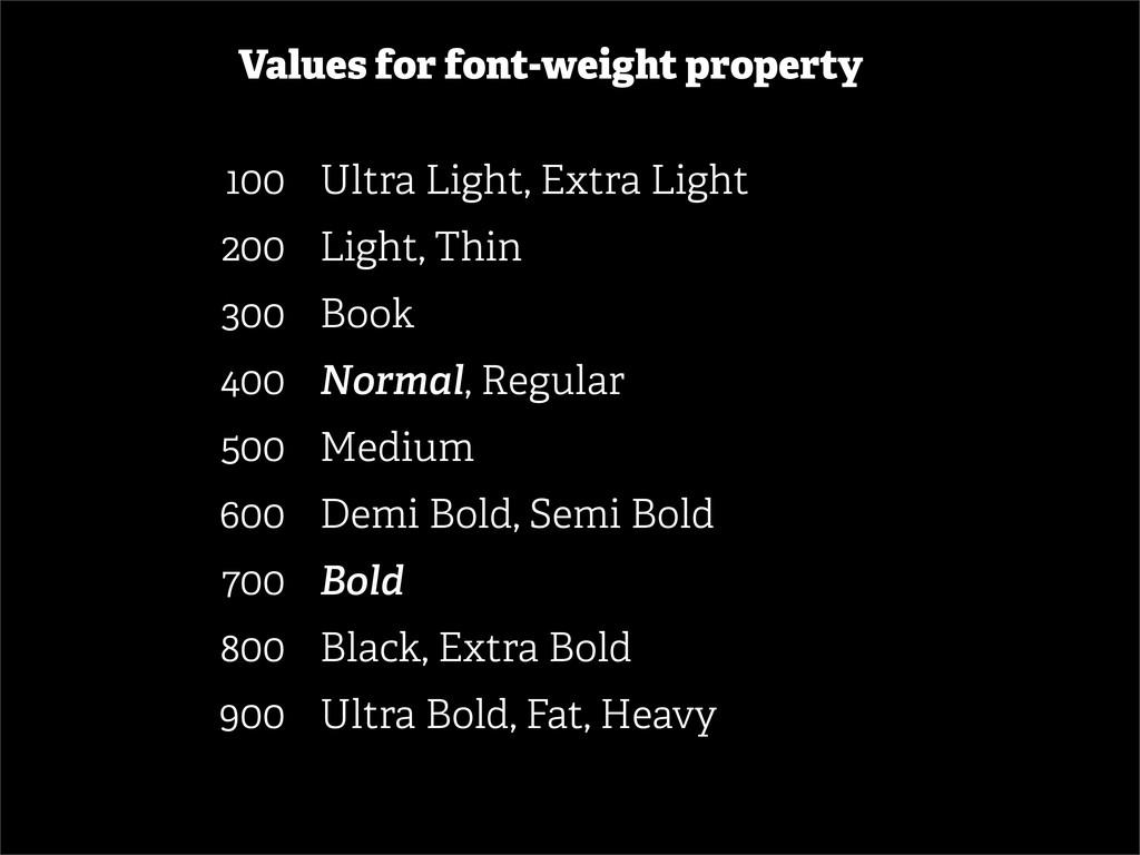 100 Ultra Light, Extra Light 200 Light, Thin 30...