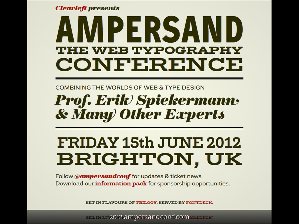 2012.ampersandconf.com
