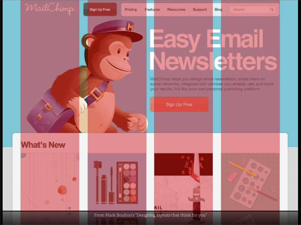 """From Mark Boulton's """"Designing layouts that thi..."""