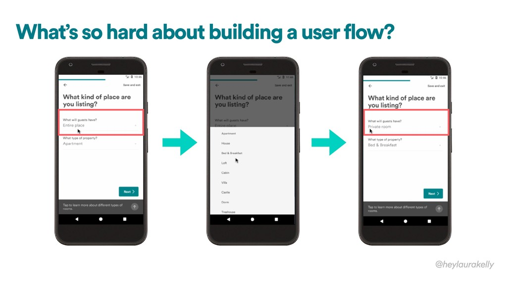 What's so hard about building a user flow? @hey...