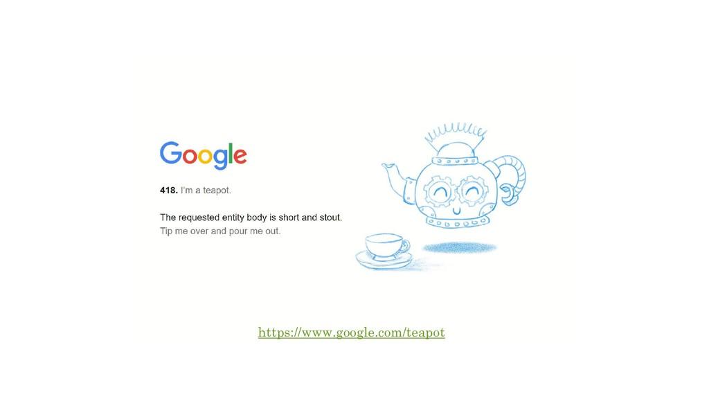 https://www.google.com/teapot