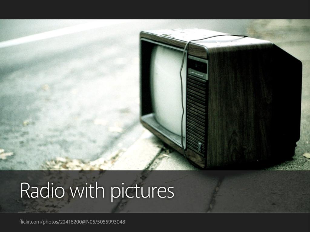 flickr.com/photos/22416200@N05/5055993048 Radio...