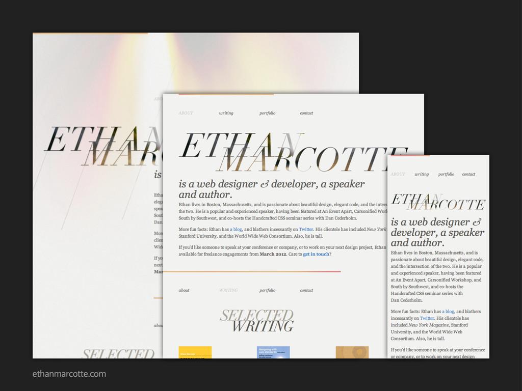 ethanmarcotte.com
