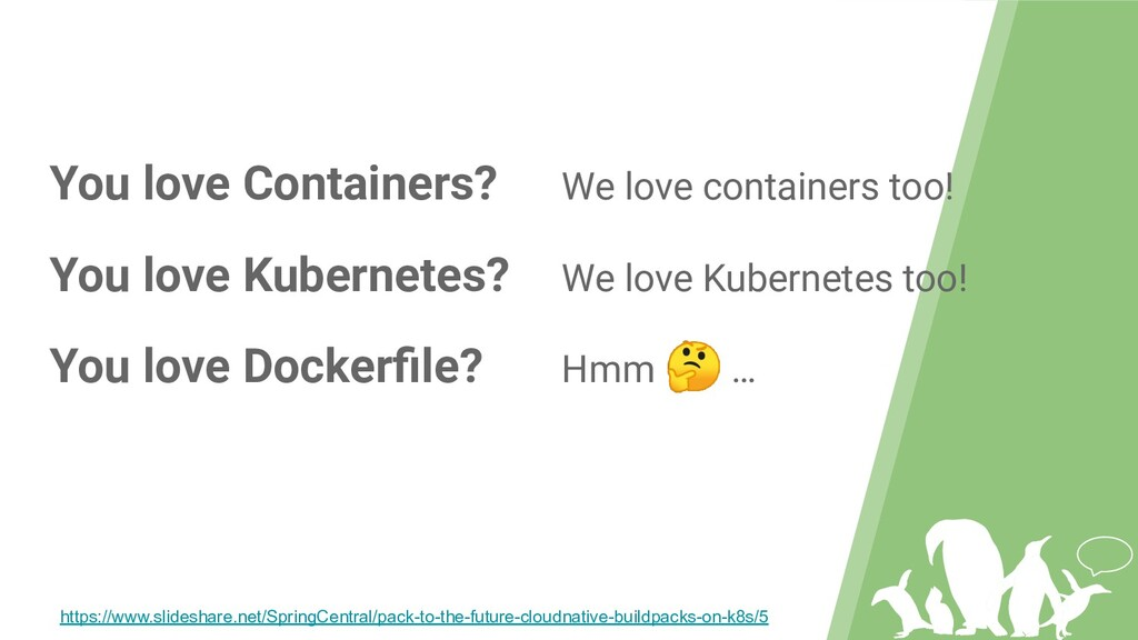 You love Containers? We love containers too! Yo...