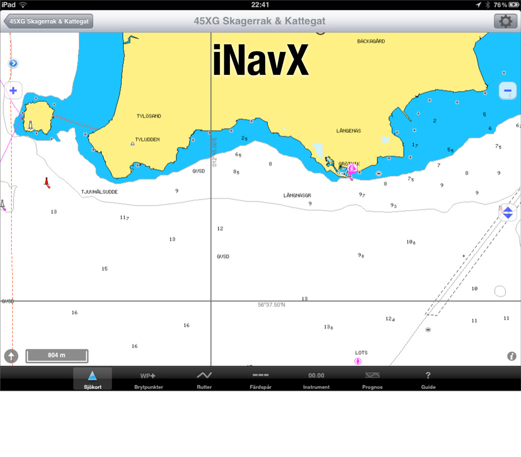 iNavX