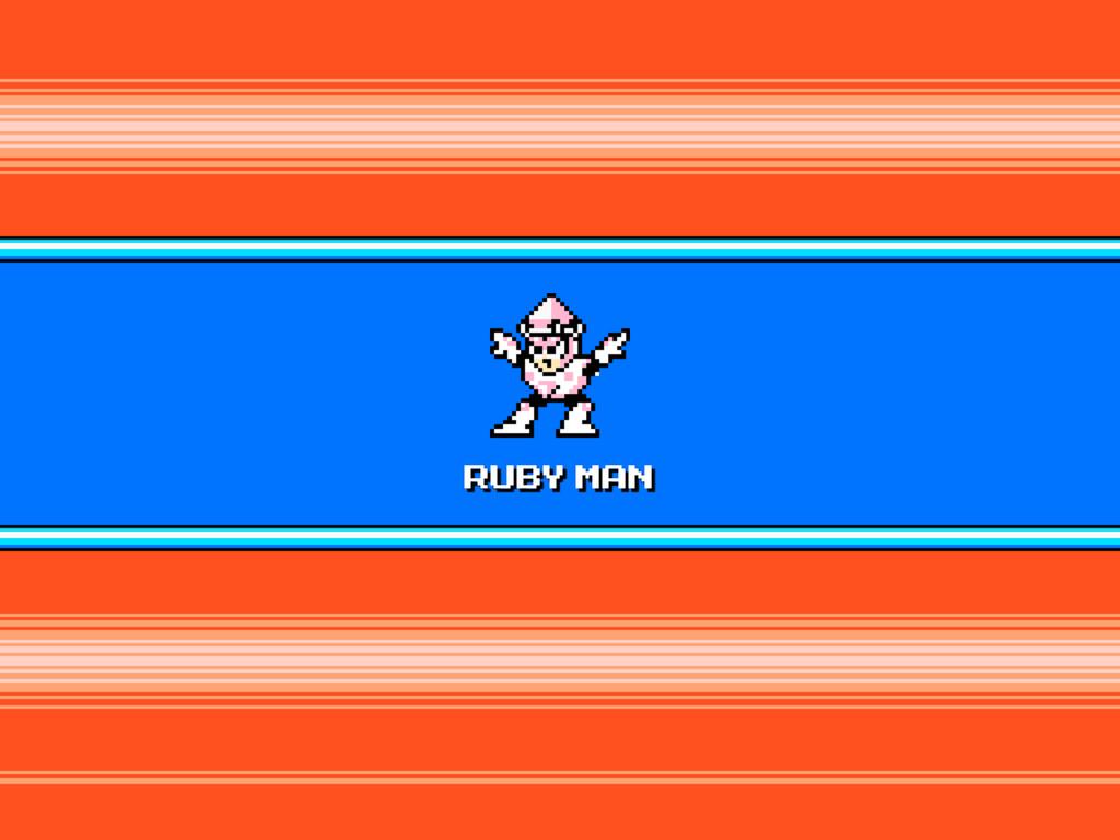 RUBY MAN