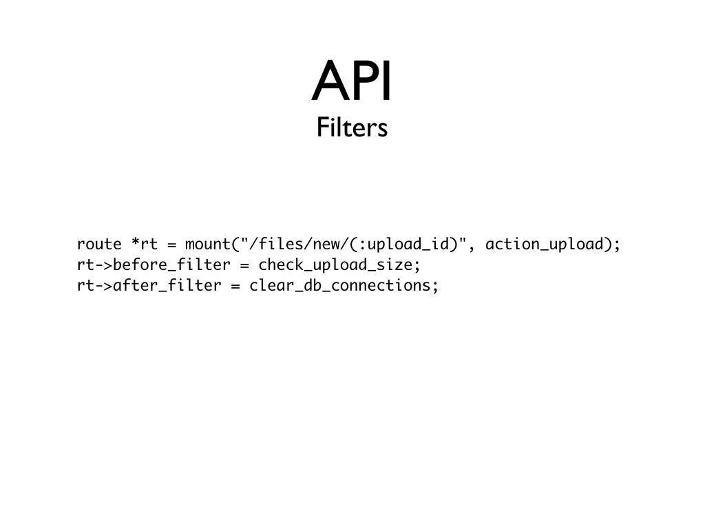"""API route *rt = mount(""""/files/new/(:upload_id)""""..."""