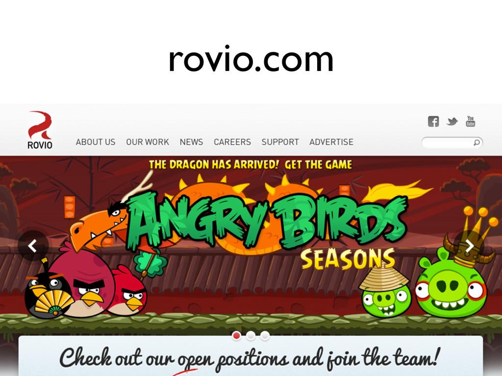 rovio.com