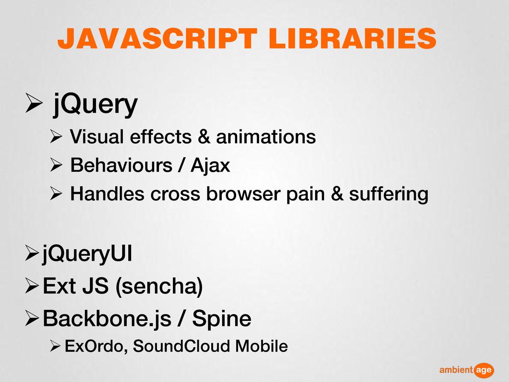  jQuery  Visual effects & animations  Behavi...