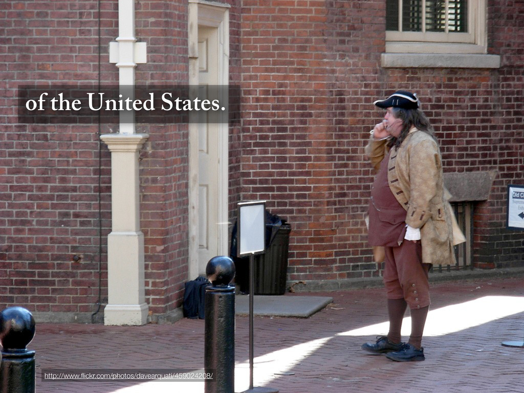 of the United States. http://www.flickr.com/phot...