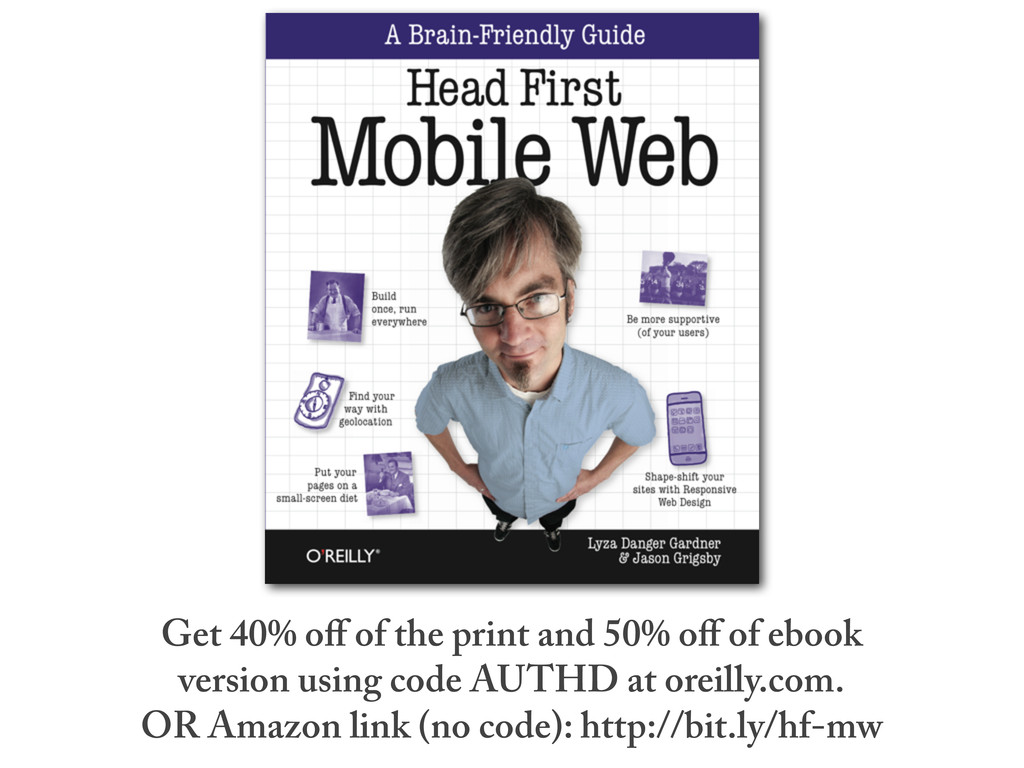 Get 40% off of the print and 50% off of ebook ver...
