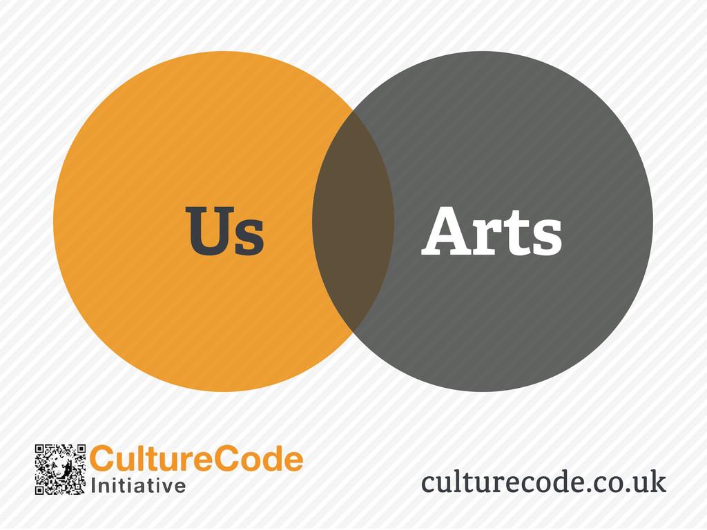 Us Arts culturecode.co.uk