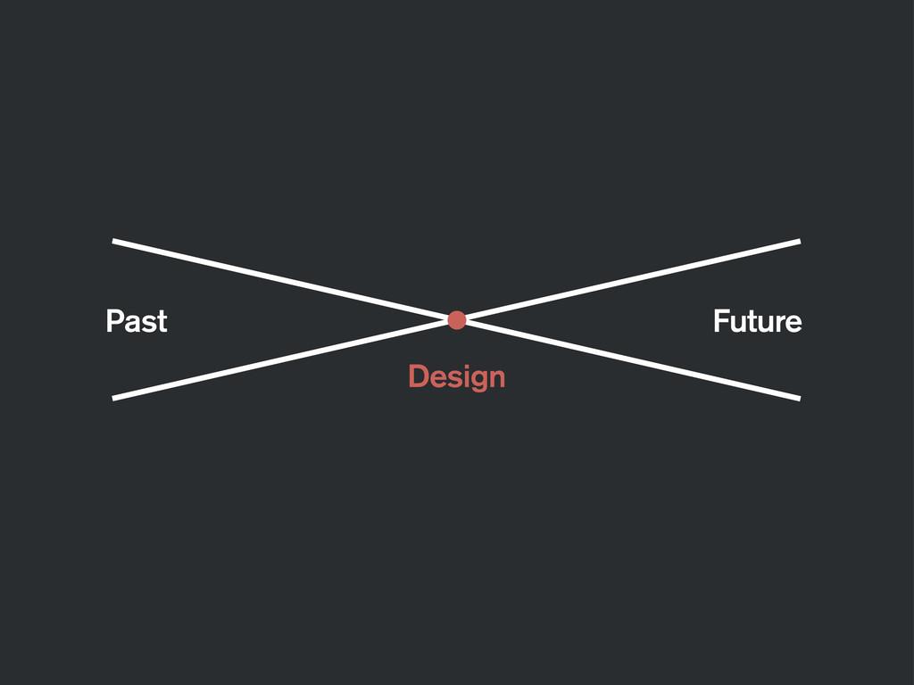 Design Past Future