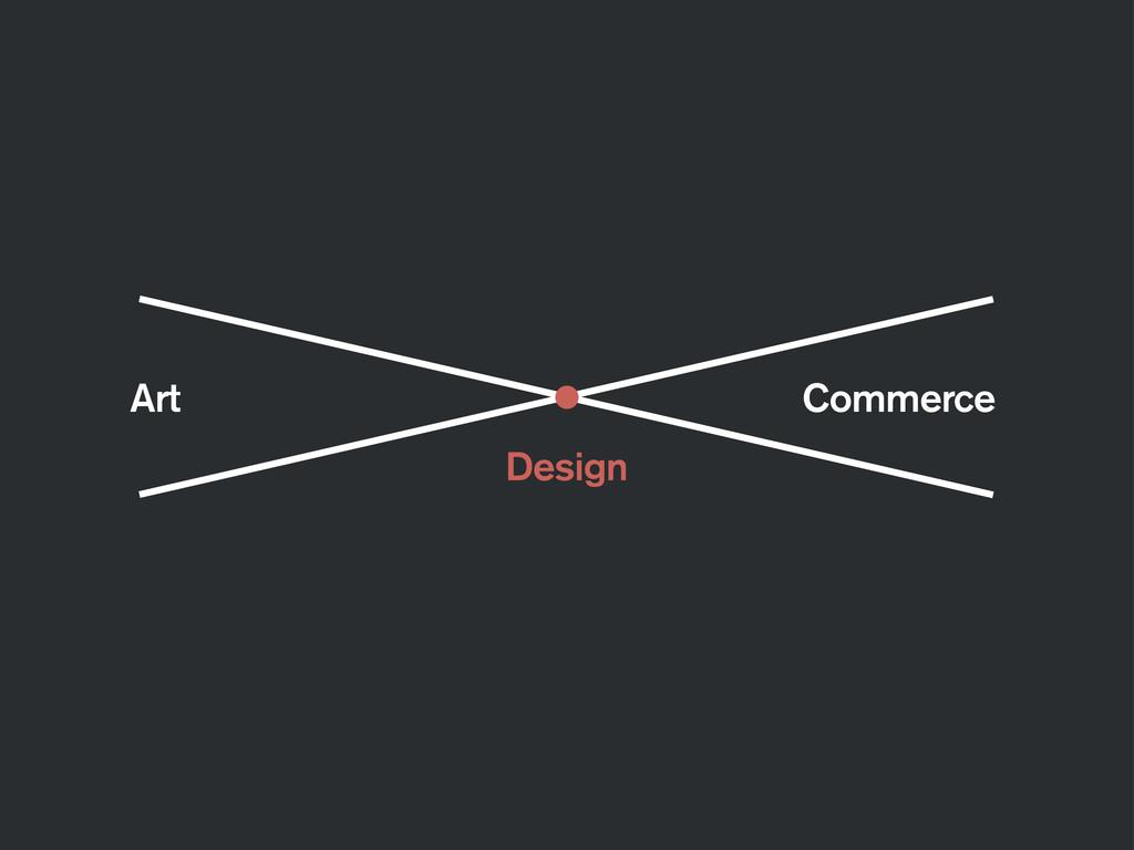Design Art Commerce