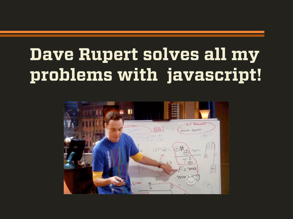 Dave Rupert solves all my problems with javascr...
