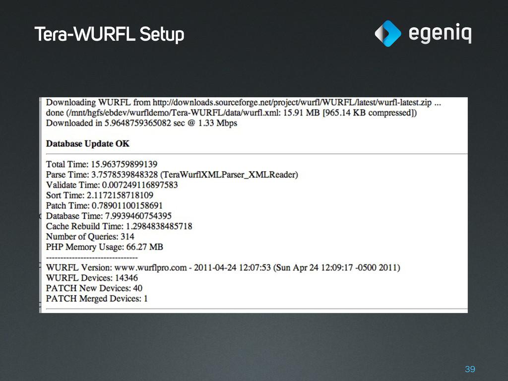 Tera-WURFL Setup 39
