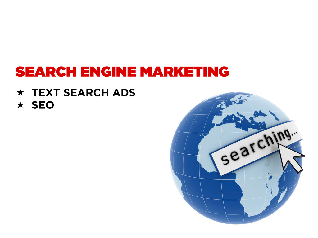 «  TEXT SEARCH ADS «  SEO SEARCH ENGINE MARKE...