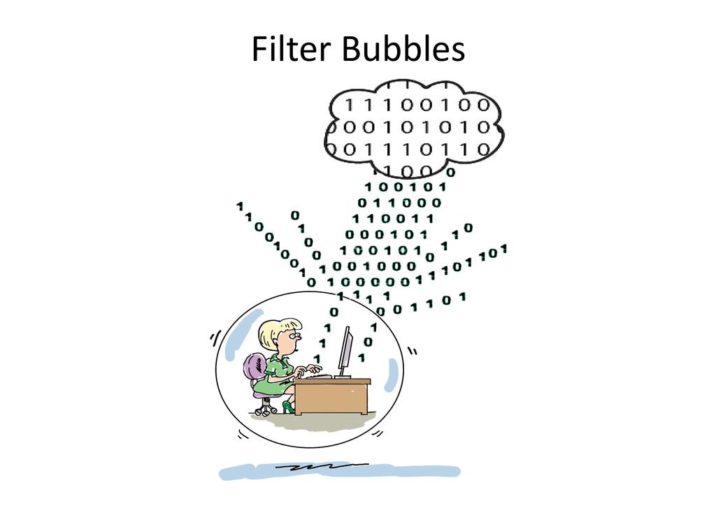 FilterBubbles
