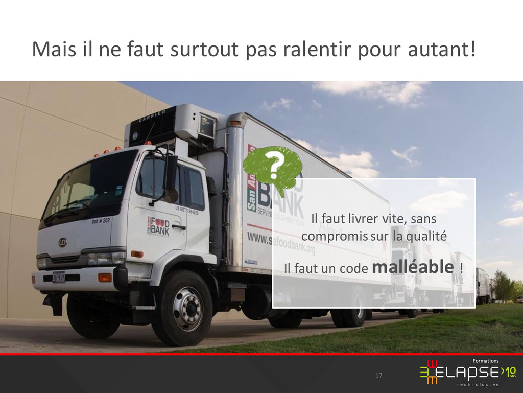 © 2015 Elapse Technologies Formations Mais il n...