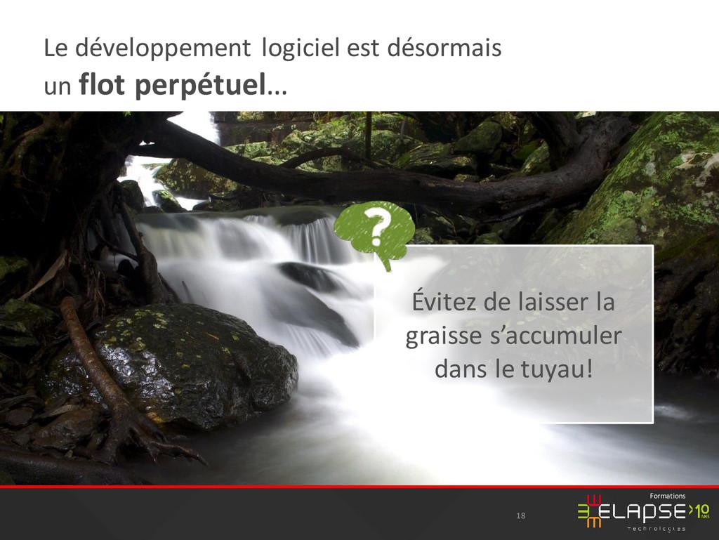 © 2015 Elapse Technologies Formations Le dévelo...