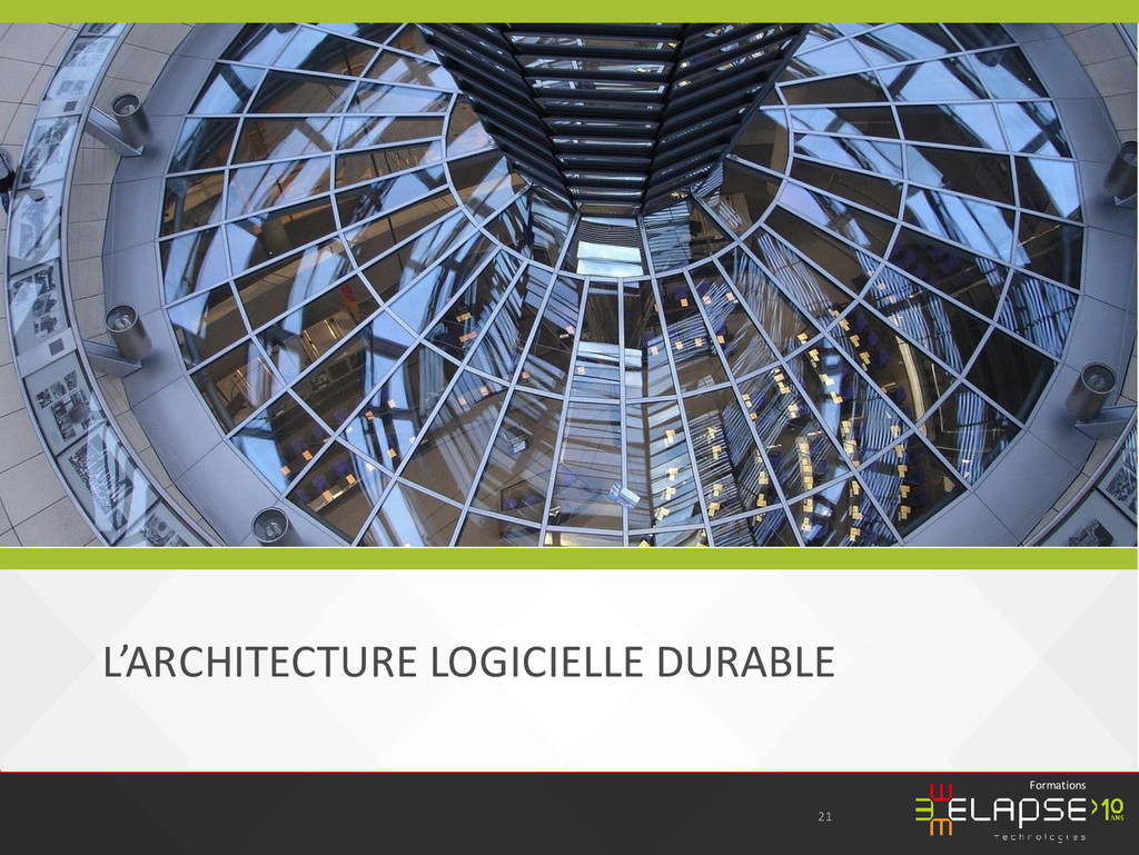 © 2015 Elapse Technologies Formations L'ARCHITE...