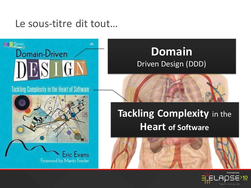 © 2015 Elapse Technologies Formations Le sous-t...