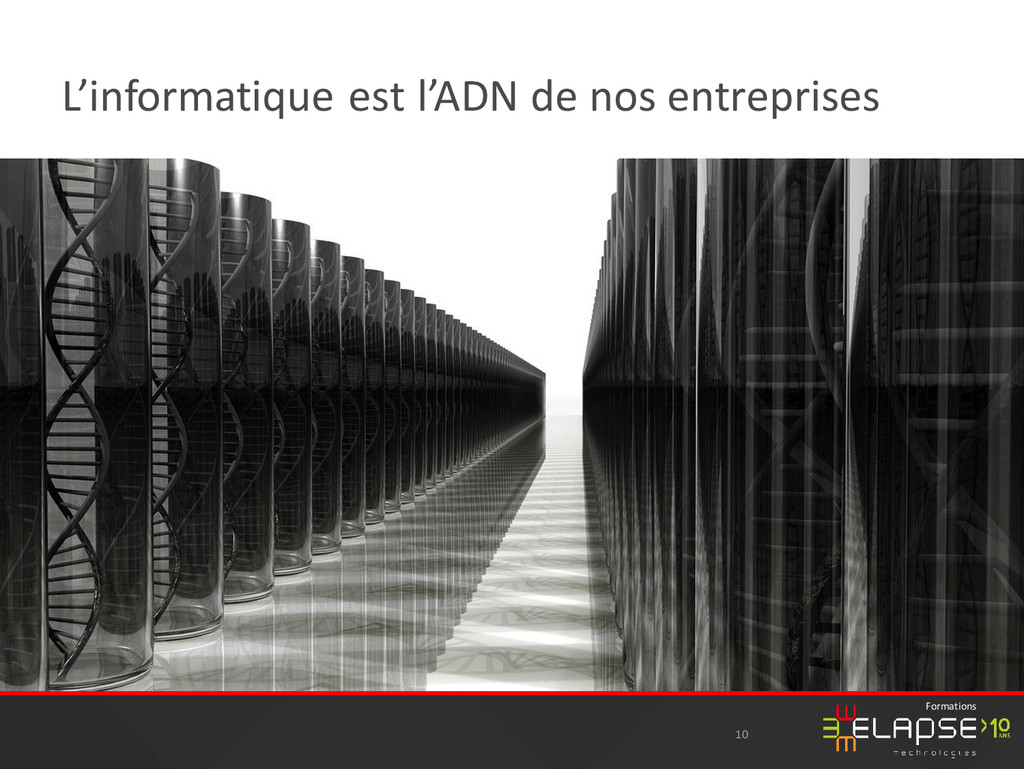 © 2015 Elapse Technologies Formations L'informa...