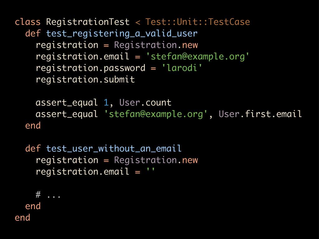 class RegistrationTest < Test::Unit::TestCase d...
