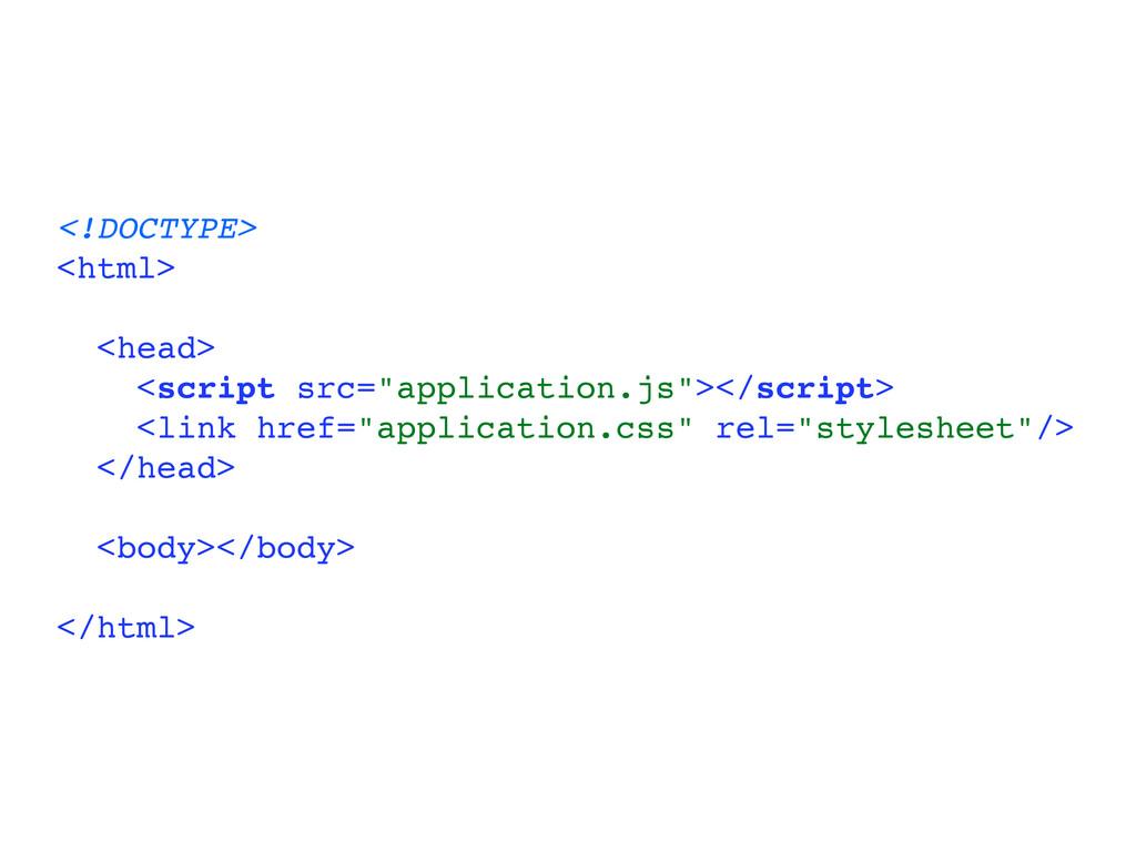 "<!DOCTYPE> <html> <head> <script src=""applicati..."