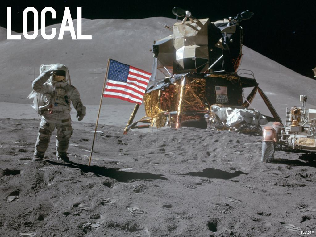 local NASA