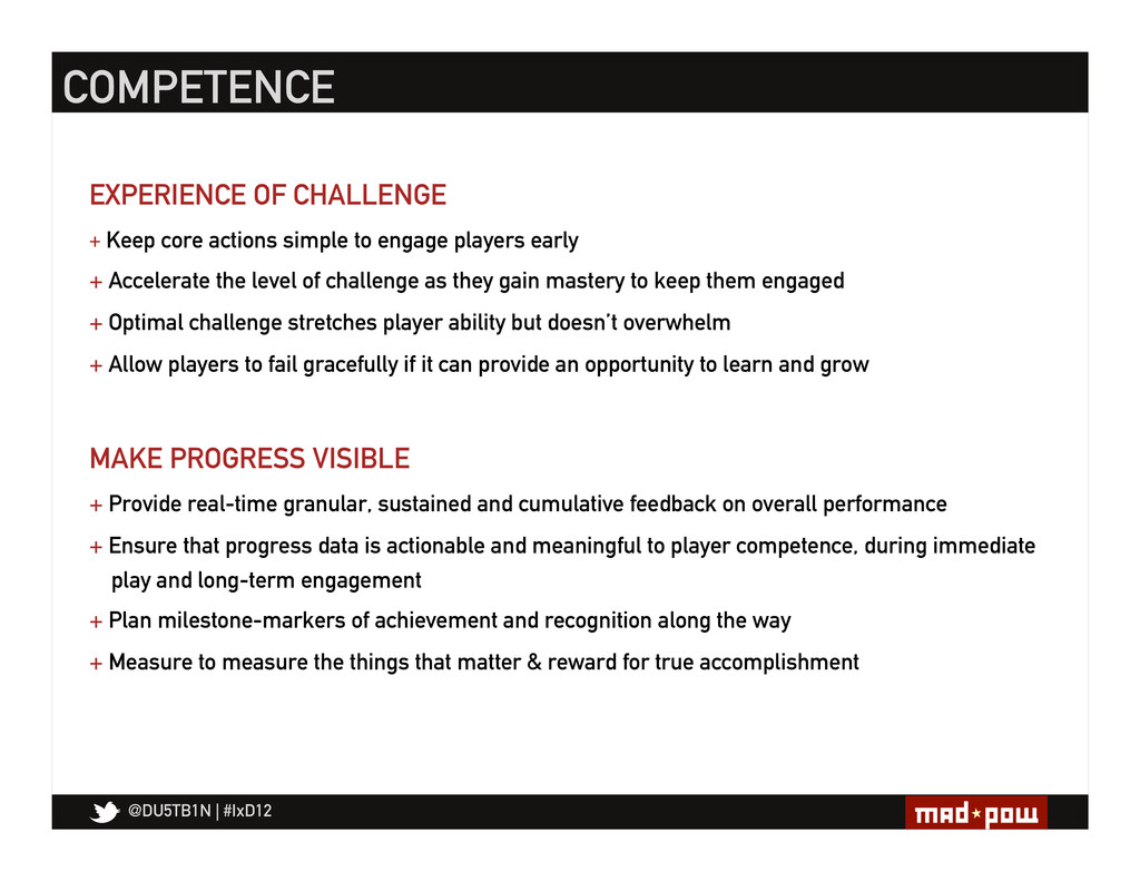 @DU5TB1N   #IxD12 COMPETENCE EXPERIENCE OF CHAL...