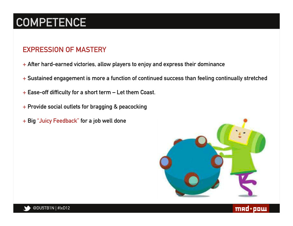 @DU5TB1N   #IxD12 EXPRESSION OF MASTERY + After...