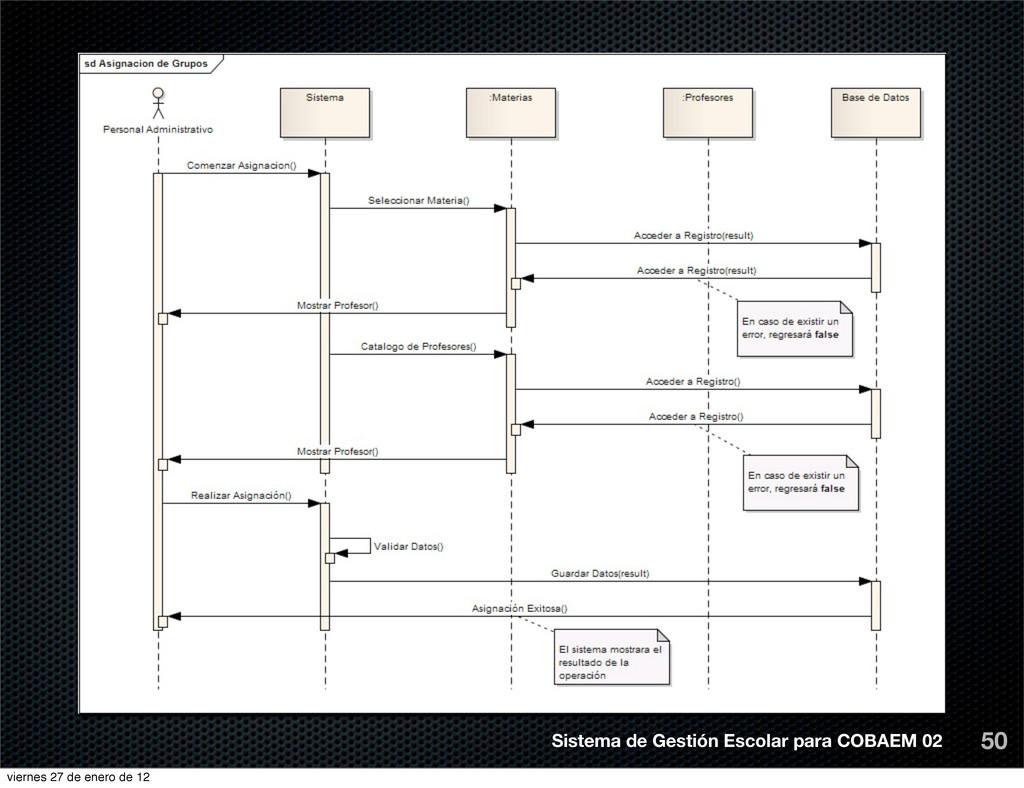 50 Sistema de Gestión Escolar para COBAEM 02 vi...