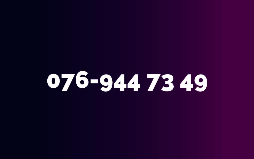 076-944 73 49