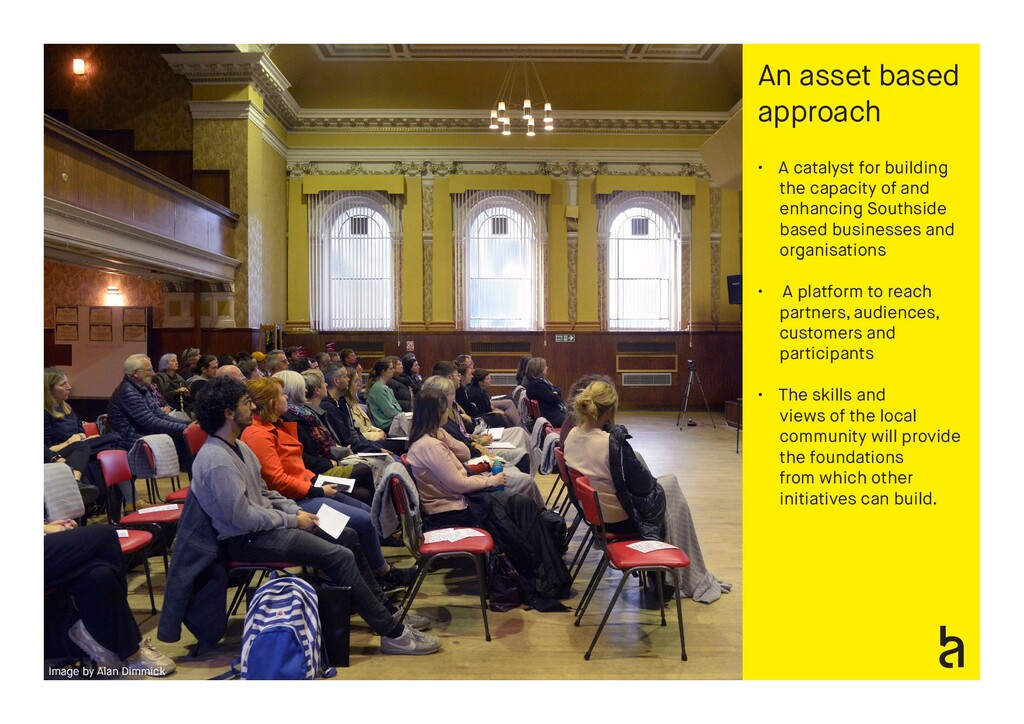 An asset based approach • A catalyst for buildi...