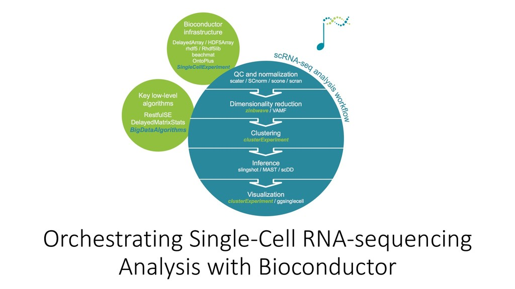 Orchestrating Single-Cell RNA-sequencing Analys...