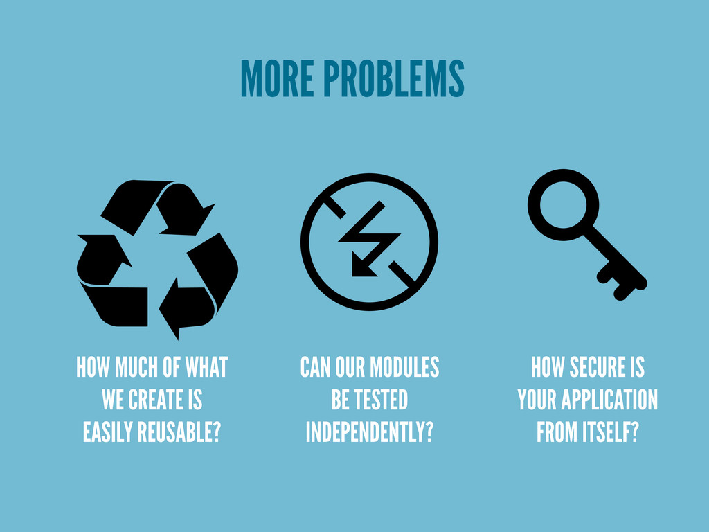 HOW MUCH OF WHAT WE CREATE IS EASILY REUSABLE? ...