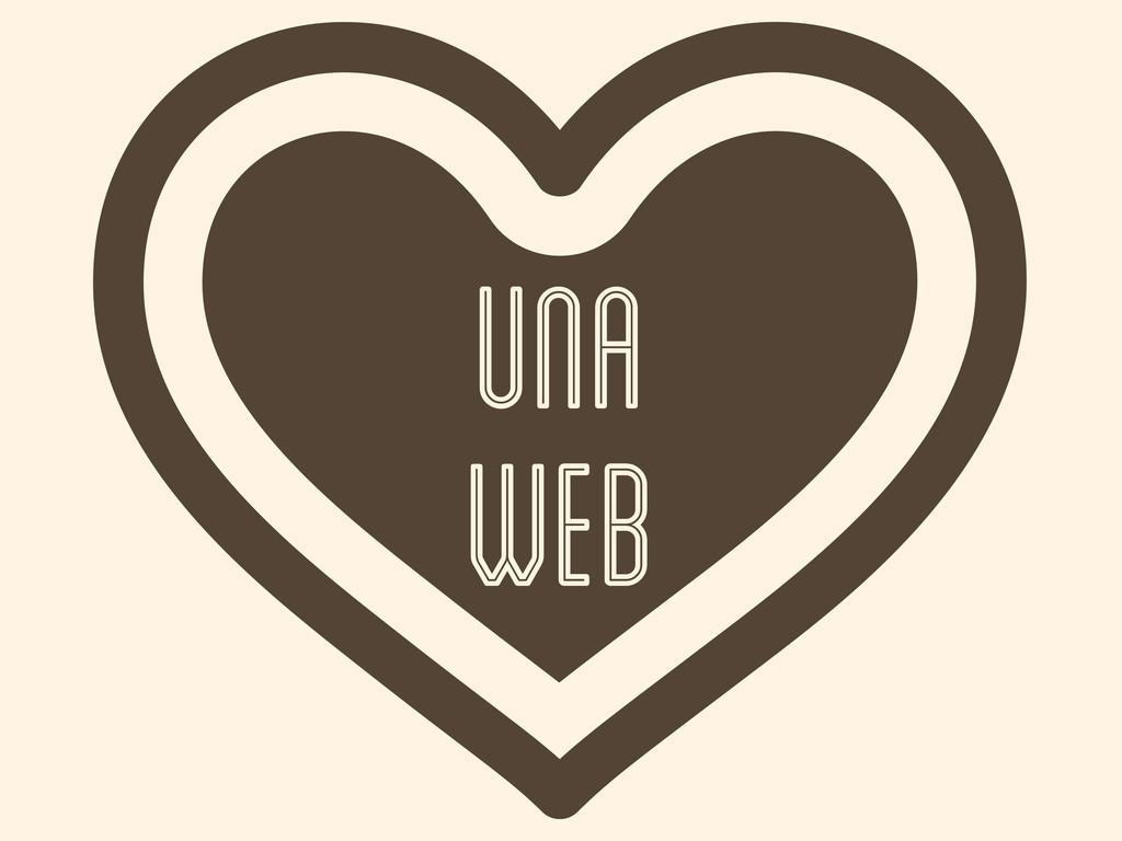 UNA WEB