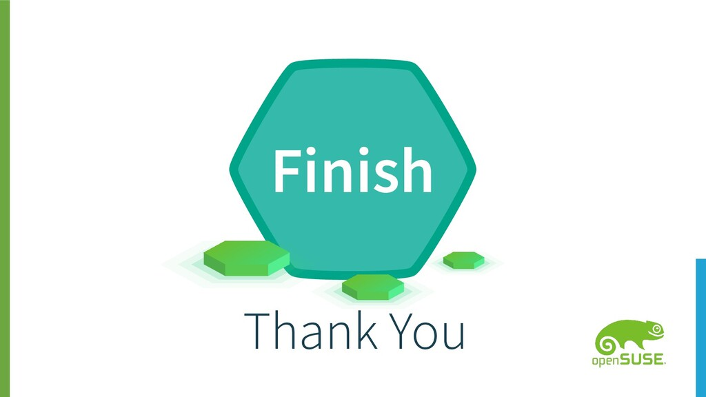 Thank You Finish