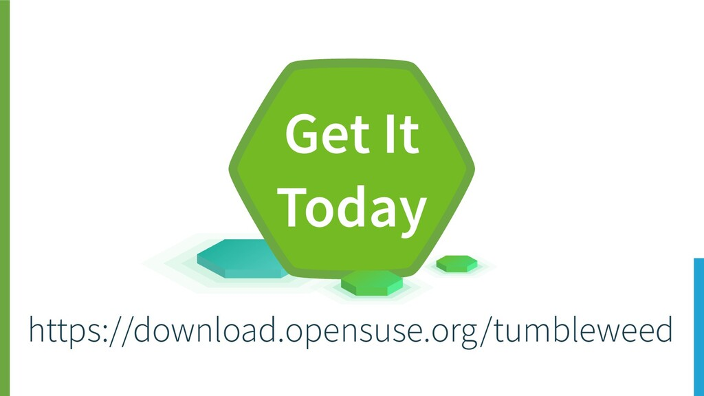 https://download.opensuse.org/tumbleweed Get It...