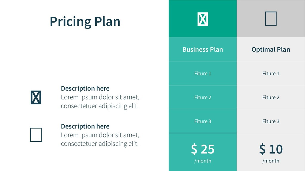 Pricing Plan   Business Plan Optimal Plan Fit...