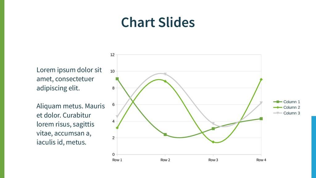 Chart Slides Row 1 Row 2 Row 3 Row 4 0 2 4 6 8 ...