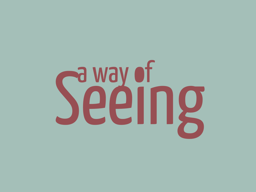 Seeing a way of