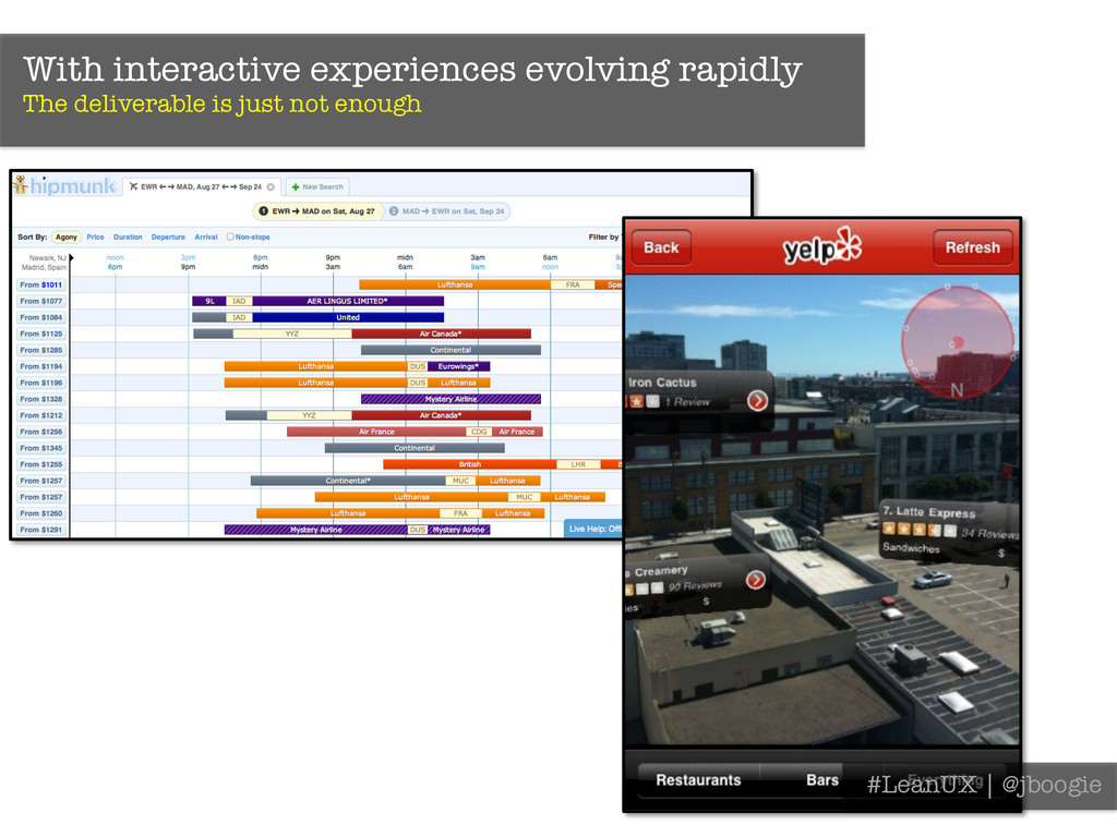 With interactive experiences evolving rapidly ...