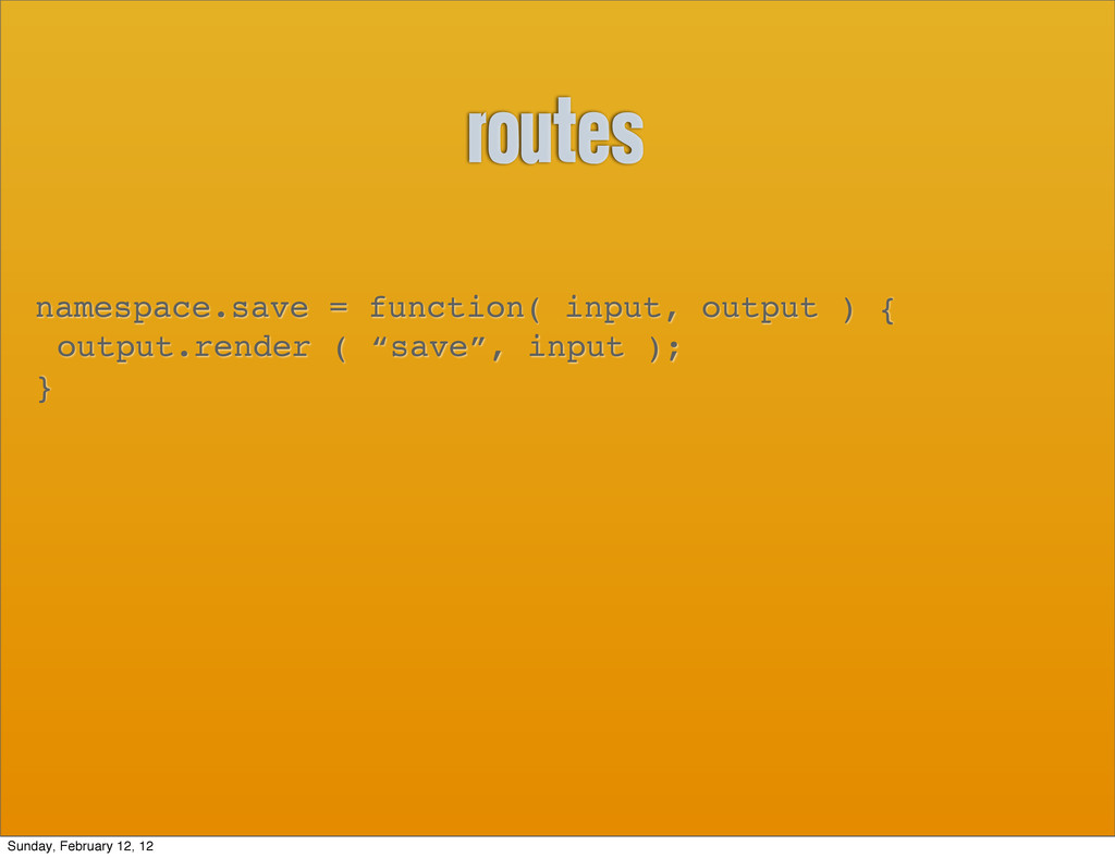 routes namespace.save = function( input, output...