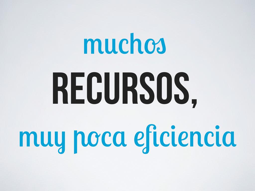recursos,