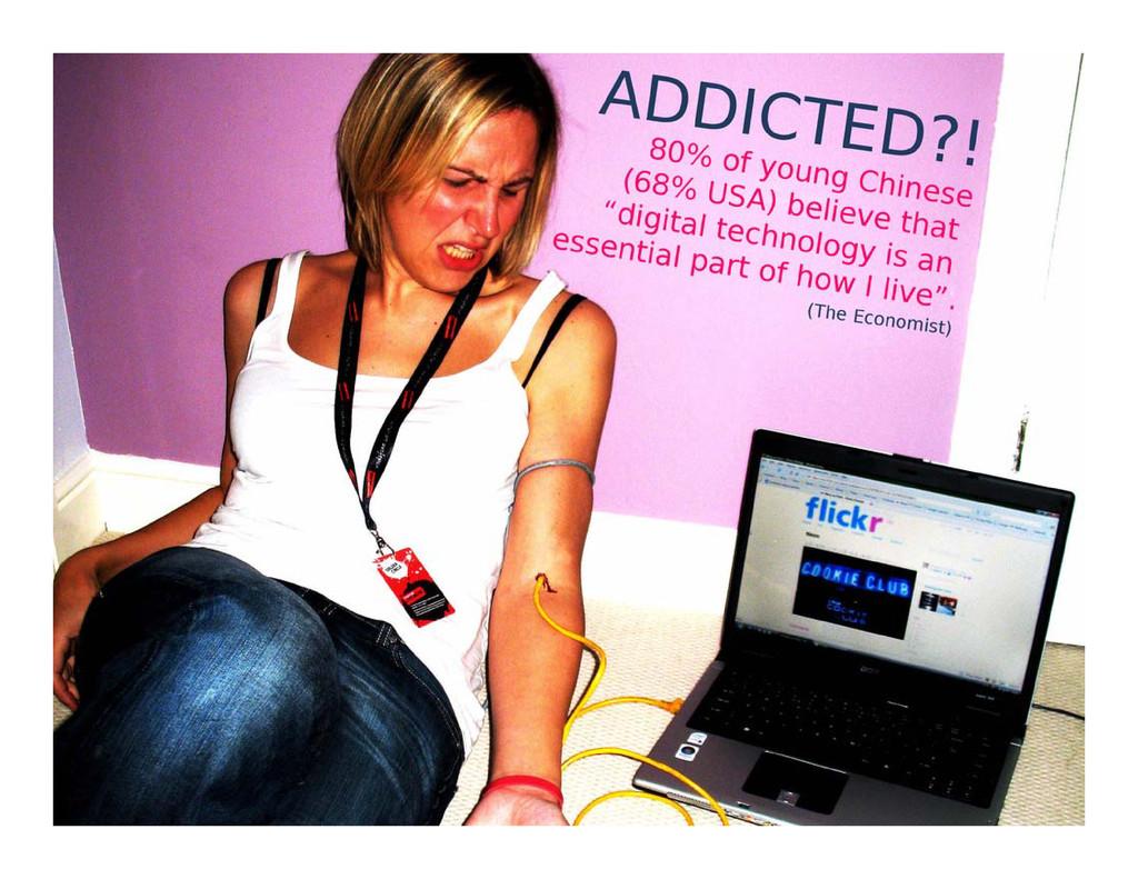 Communication Addiction